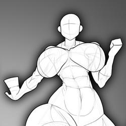 Giant Woman Practice