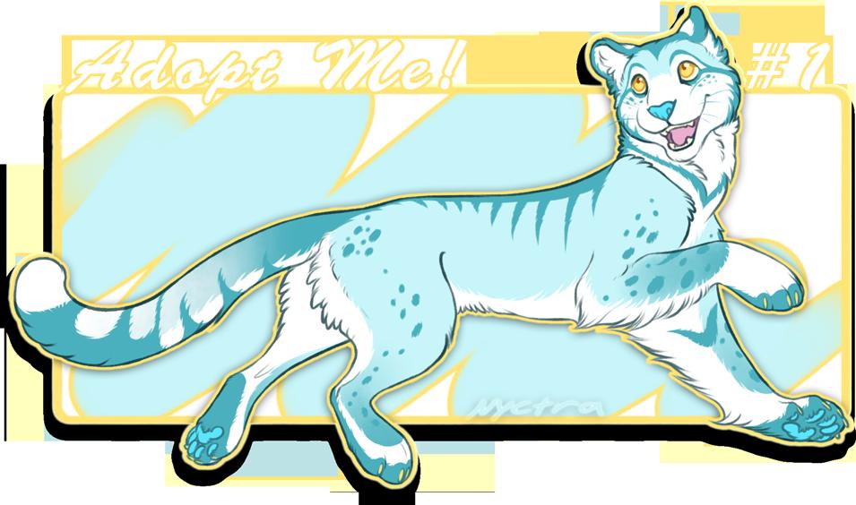 Big Meow Adopt! #1 (OPEN $30)
