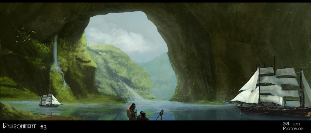 Environment/Concept #3