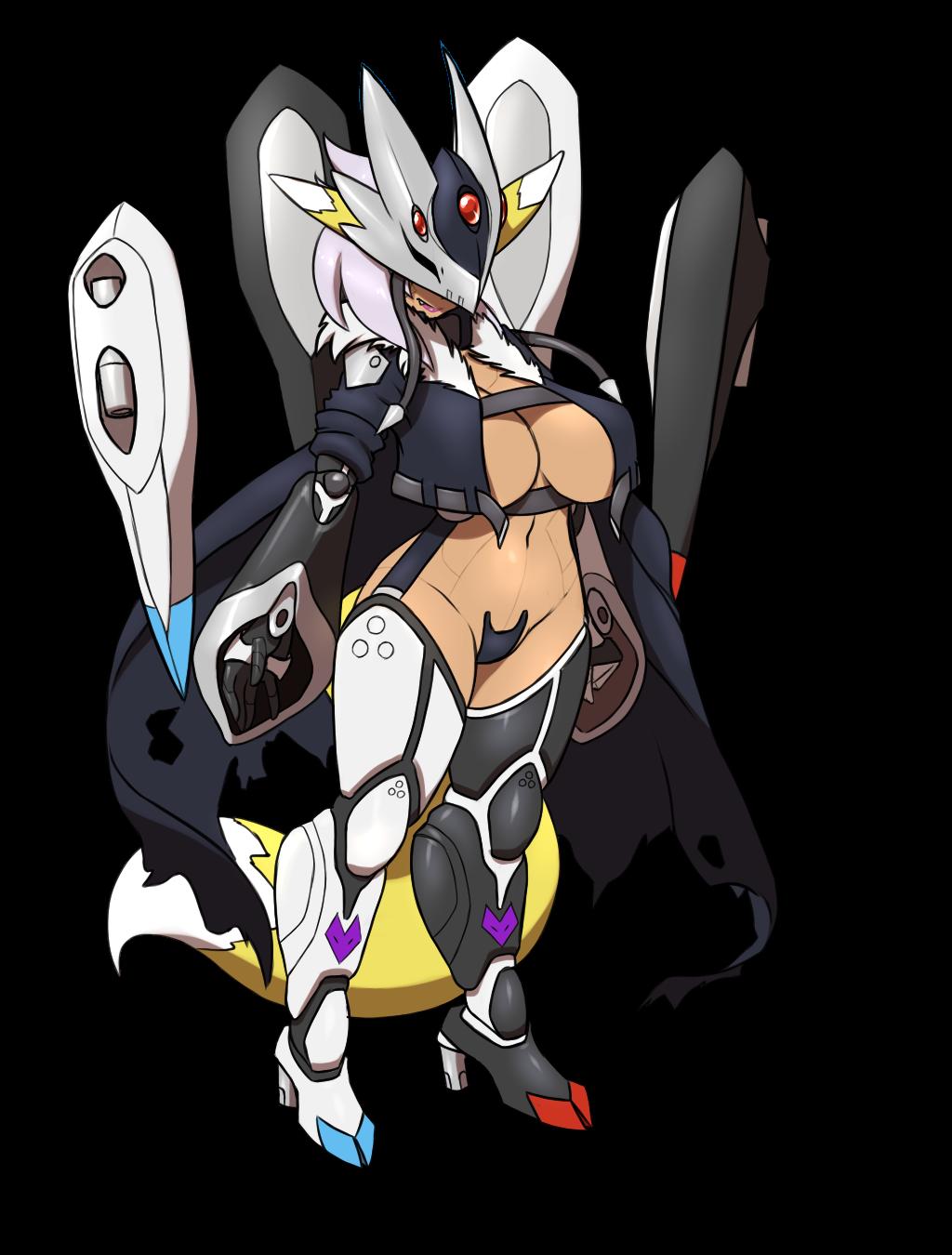 Hanakumon Blast Mode