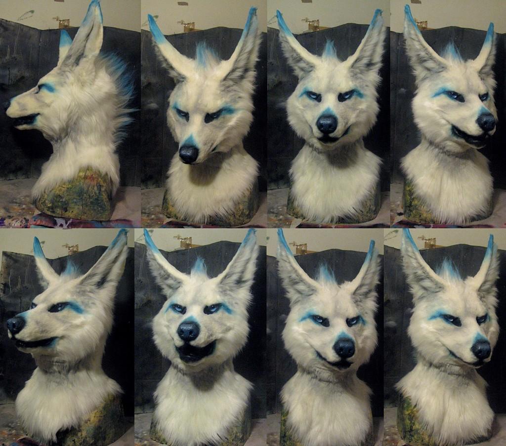 Freakhound mask