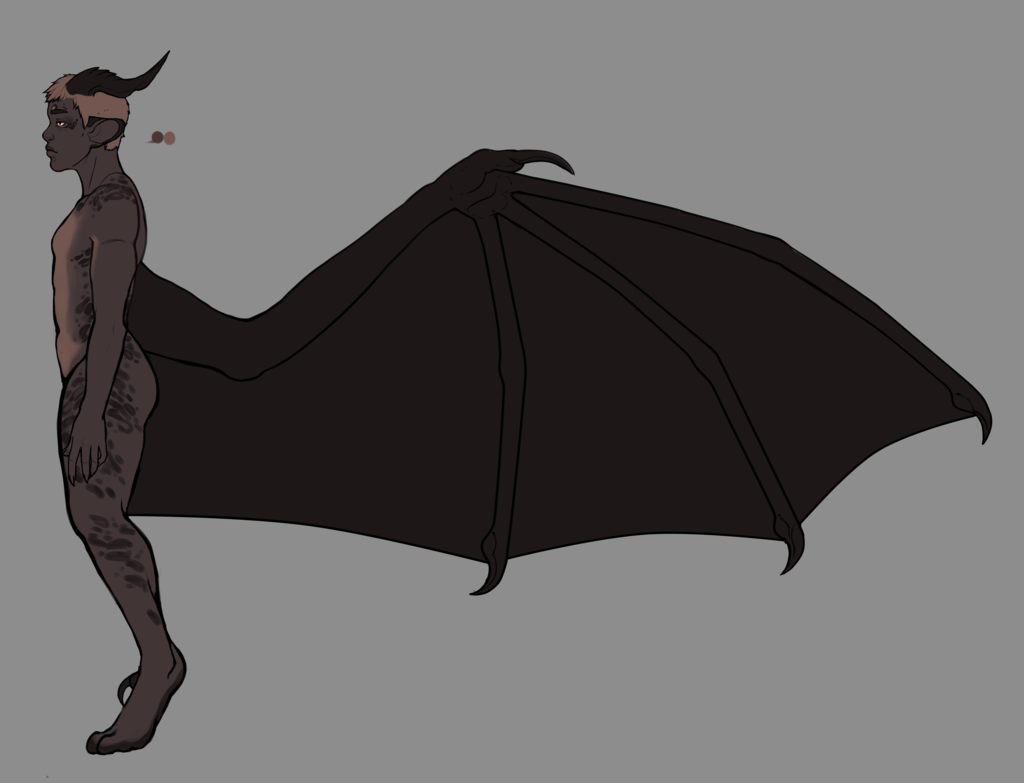 Quiet - demon AU