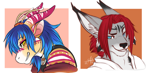 [Com] $10 Bust commissions (open)