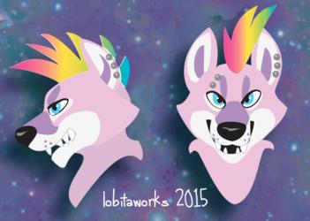 Punk Wolf Concept