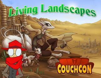 Couchcon Panel- Living Landscapes