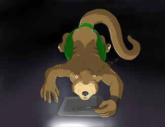 Sleepy Otter - Offline Stream Placeholder