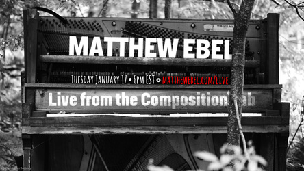Live from the Composition Lab - January 17, 2017