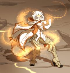 [C] Burnmist