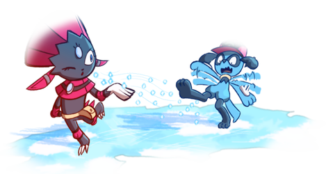 Icy Winds