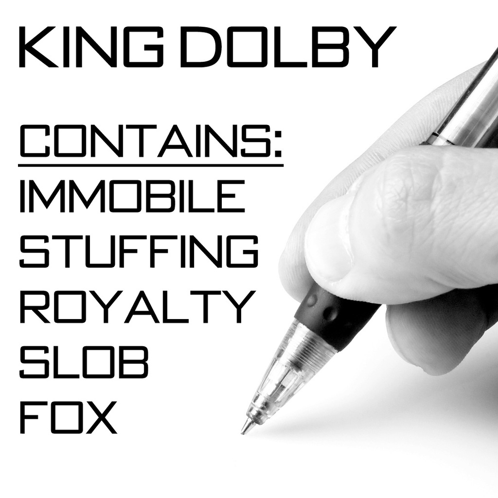 Most recent image: King Dolby