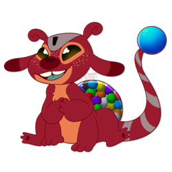 Custom Lilo And Stitch Experiment 1