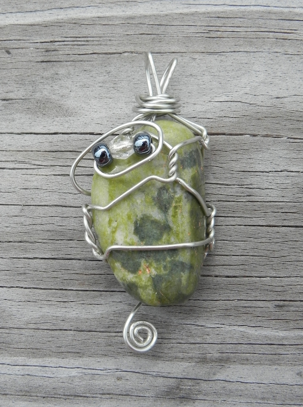 Wire Wrapped Serpentine