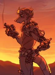 Rusty Sundown