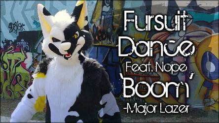 Fursuit Dance / Nope / 'Boom' / Major Lazer //