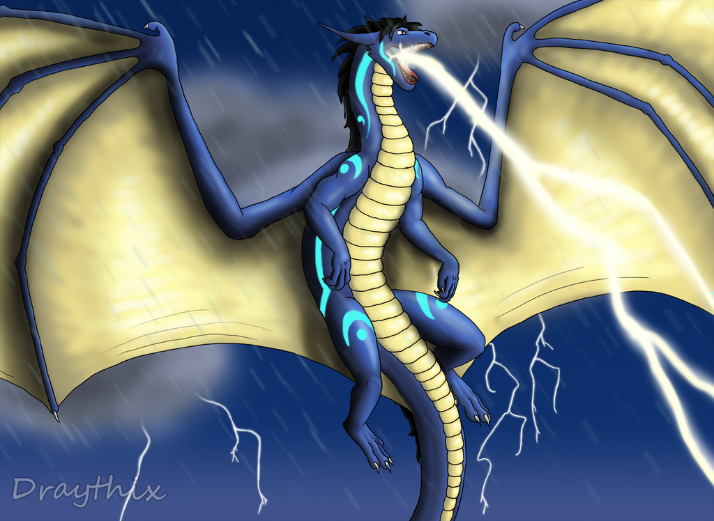 Storm Dragon (old)
