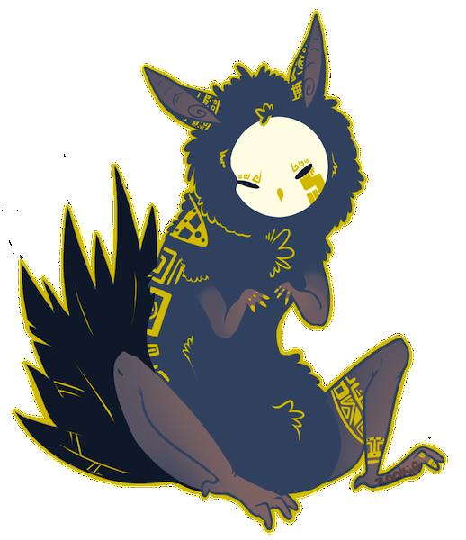 Extra Tiny and Extra Fluffy Listener