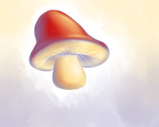 The Holy Mushroom
