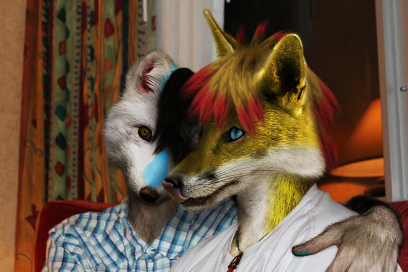 Foxy Soulmates