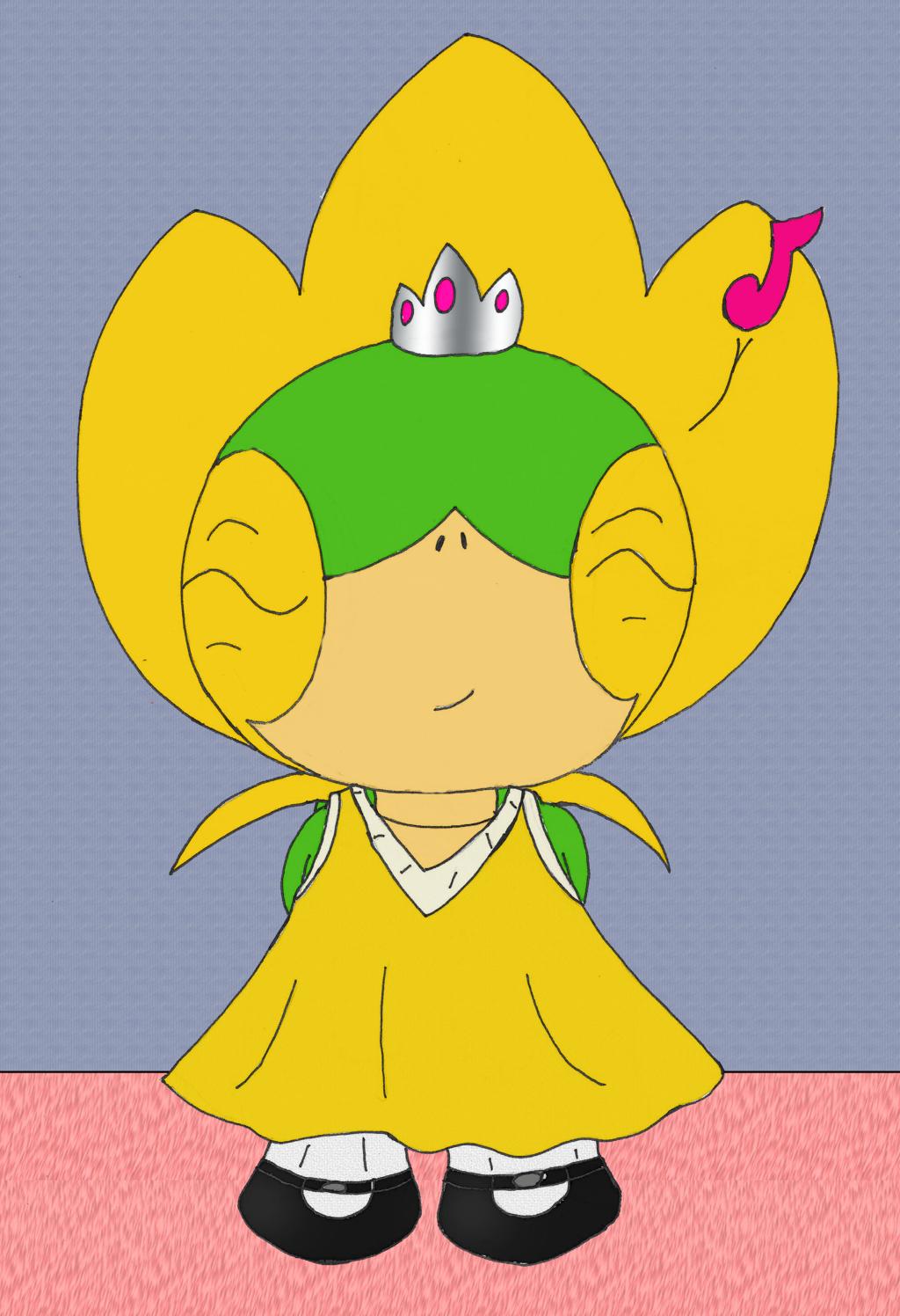Petunia the Pretty Li'l Princess