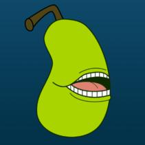 Fane Fox Comic - The Biting Pear of Salamanca