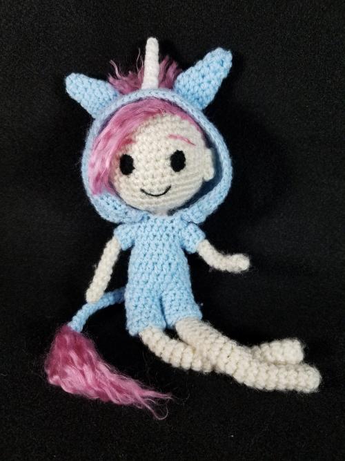 Unicorn Girl 3