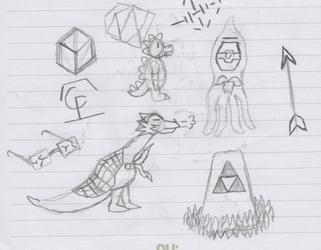 Class Doodles