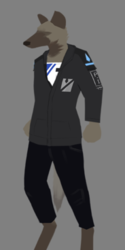 Terran Shock Army service casual
