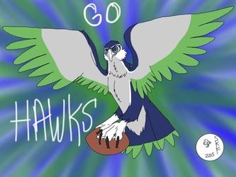 Go Hawks!