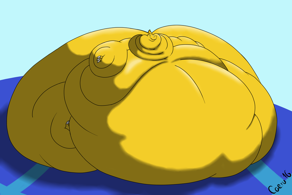 Agumon The Blob