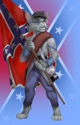 US Civil War Confederate Lynx [C]