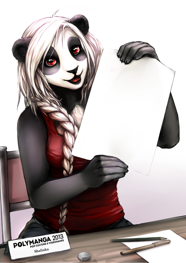 A panda need your help <3