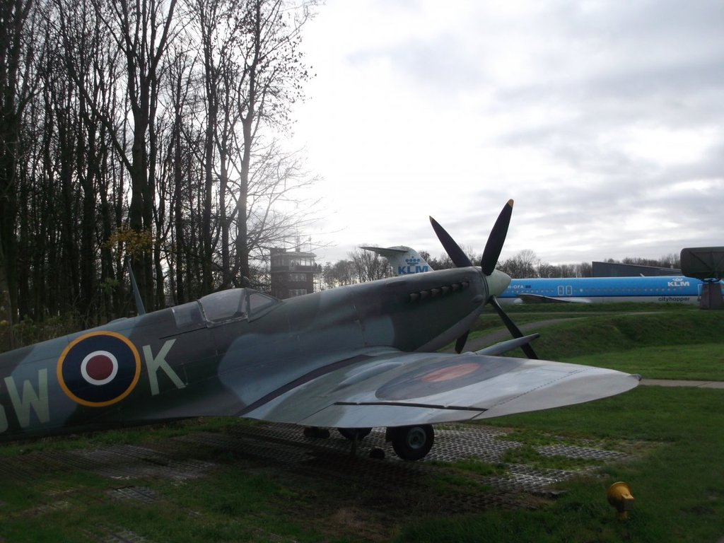 Ye olde Spitfire...