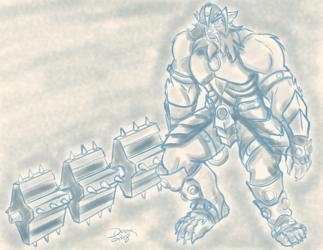 Grune - Thundercats