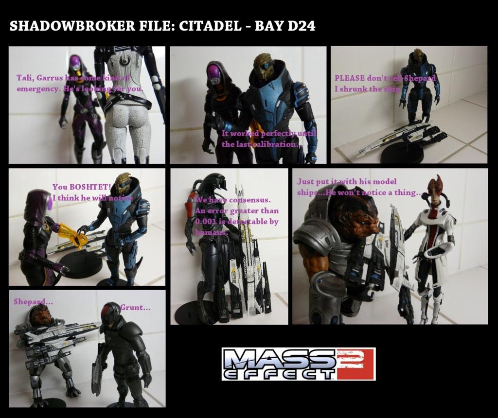 SHADOWBROKER FILE: Citadel - Bay D24