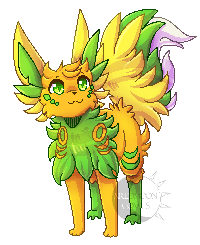 [Prize] Feather Floof Uluri