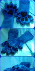 Wolfstang's handpaws
