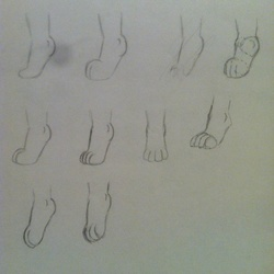 footpaw practice