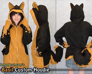 Basil Custom Hoodie
