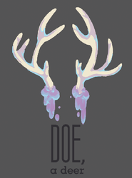 DOE, a deer [free/PWYW zine]