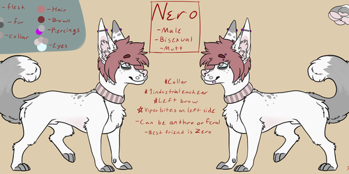 Nero Ref Sheet