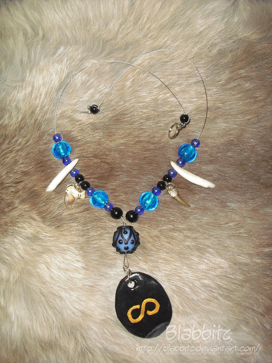 [C] Infinity Necklace