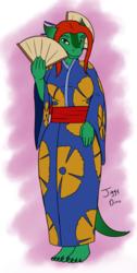Tasha Kimono