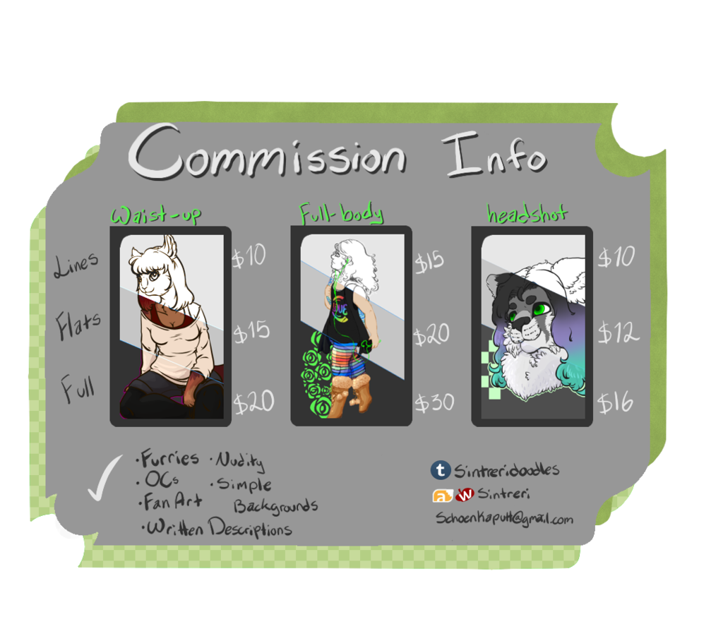 Featured image: OPEN Commissions