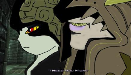 Midna and Zant