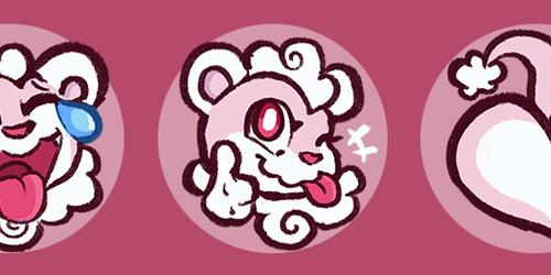 Bonnie Emoji Sheet