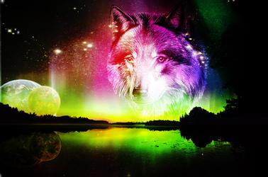 Call of the Wild Aurora Wolf