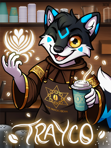 Trayco Ridicudorable Badge - Cafemancer