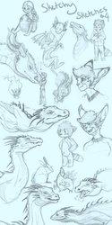 Sketchy Sketches #4
