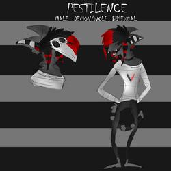 Pestilence ref sheet