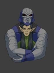 2019 08 09 Darkseid and Suli
